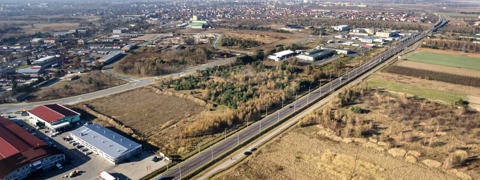 Biała Podlaska ul. Celników Polskich   - TNGS Tomasz Karman - Biuro Obsługi Inwestora - Lublin