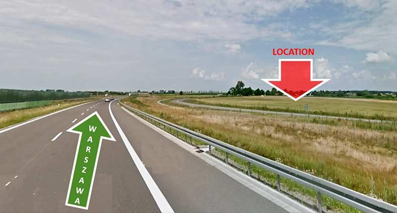 teren inwestycyjny 26200m<sup>2</sup> Bogucin obwodnica przy S12/S17 - TNGS Tomasz Karman - Biuro Obsługi Inwestora - Lublin