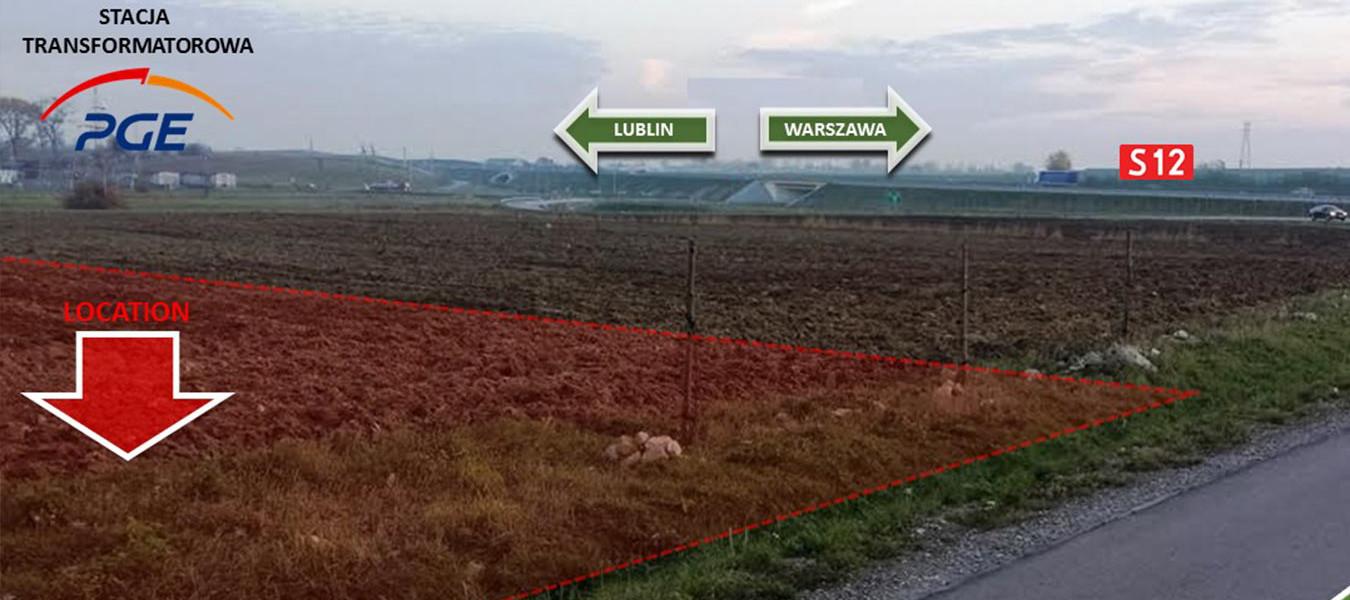 Bogucin obwodnica przy S12/S17   - TNGS Tomasz Karman - Biuro Obsługi Inwestora - Lublin