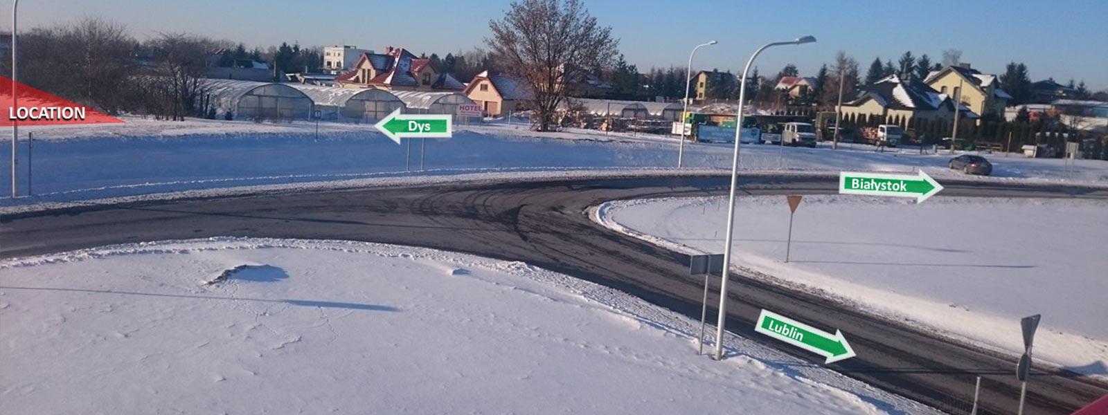 Elizówka przy LHR / S12   - TNGS Tomasz Karman - Biuro Obsługi Inwestora - Lublin