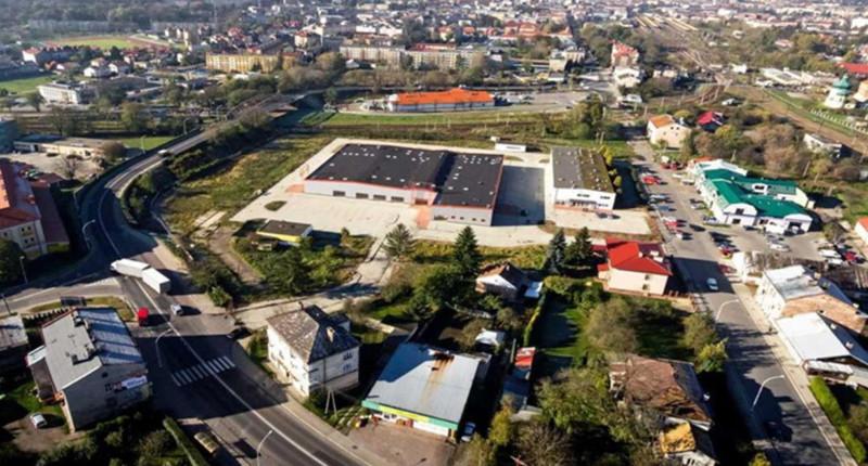 powierzchnia 4,400 m<sup>2</sup> Przemyśl obiekt handlowo - usługowy - TNGS Tomasz Karman - Biuro Obsługi Inwestora - Lublin