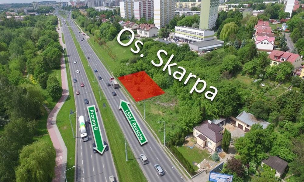 Lublin al. Jana Pawła II   - TNGS Tomasz Karman - Biuro Obsługi Inwestora - Lublin