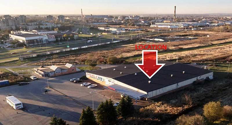obiekt handlowo - usługowy Zamość ul. Legionów - TNGS Tomasz Karman - Biuro Obsługi Inwestora - Lublin