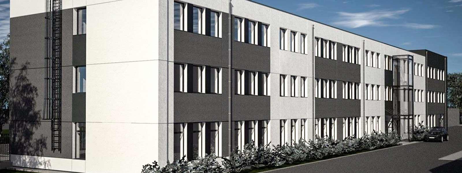 Lublin Czechów, ul. Stefczyka 720 m2 - TNGS Tomasz Karman - Biuro Obsługi Inwestora - Lublin