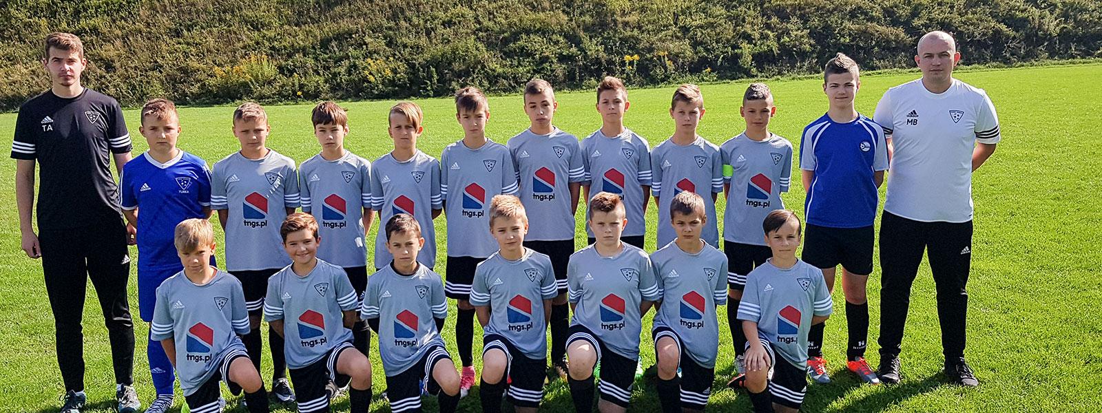 TNGS Tomasz Karman sponsorem Football Academy - TNGS Tomasz Karman - Biuro Obsługi Inwestora - Lublin