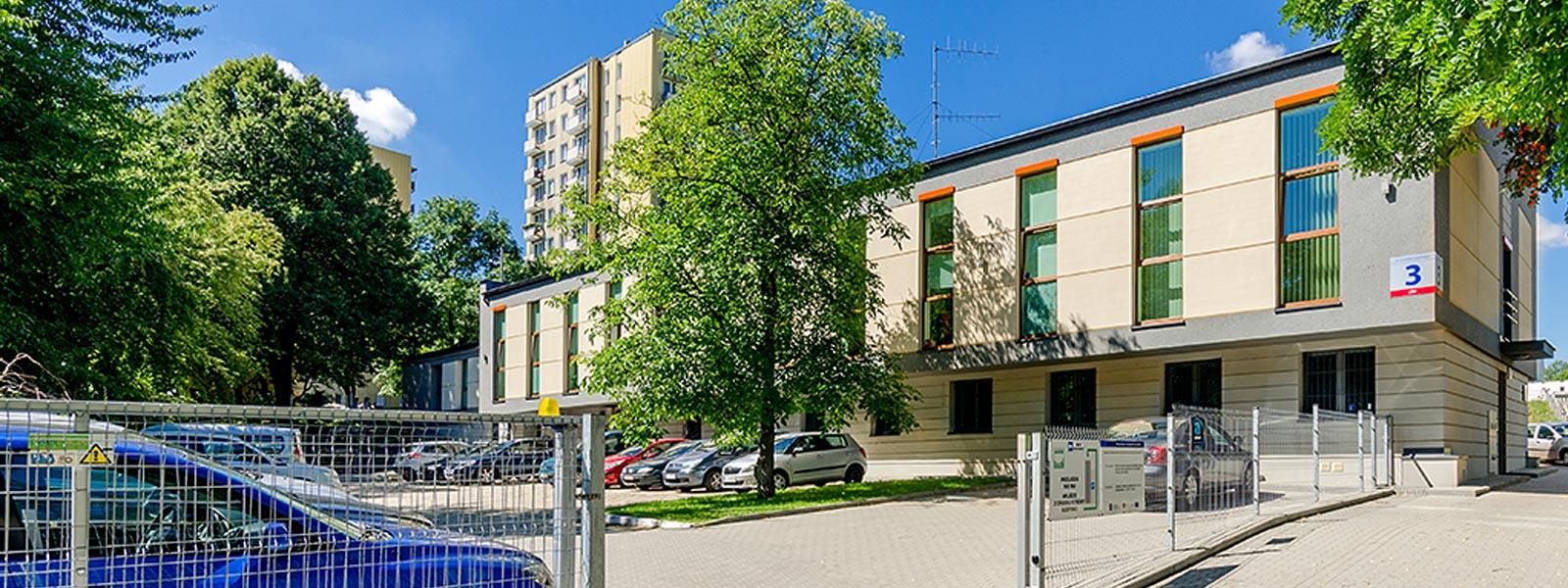 LUBLIN ul. Leszka Czarnego  - TNGS Tomasz Karman - Biuro Obsługi Inwestora - Lublin