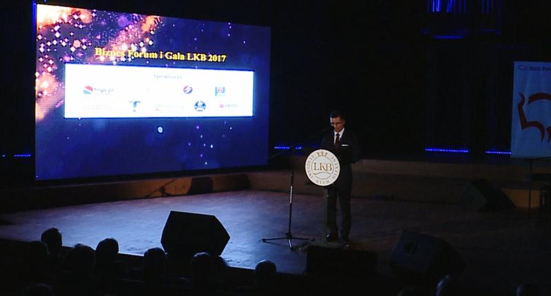 Gala Lubelskiego Klubu Biznesu - TNGS Tomasz Karman - Biuro Obsługi Inwestora - Lublin