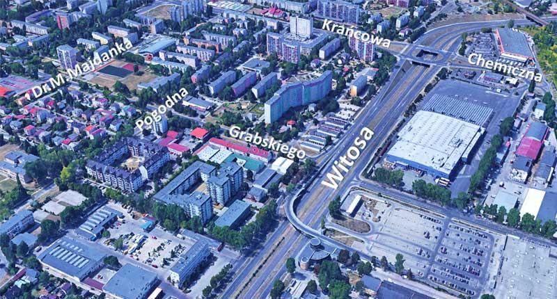 hala handlowa - produkcyjna - magazynowa, biura LUBLIN  - TNGS Tomasz Karman - Biuro Obsługi Inwestora - Lublin