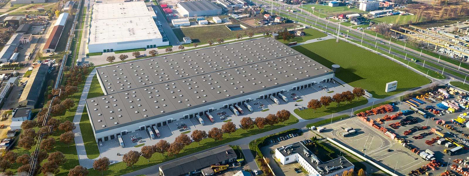 TBV Logistic Park wynajmij powierzchnie magazynowe - TNGS Tomasz Karman - Biuro Obsługi Inwestora - Lublin