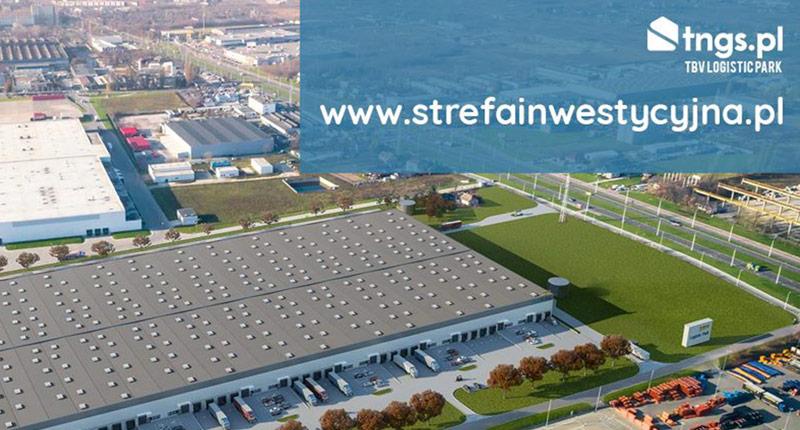 TBV Logistic Park - TNGS Tomasz Karman - Biuro Obsługi Inwestora - Lublin