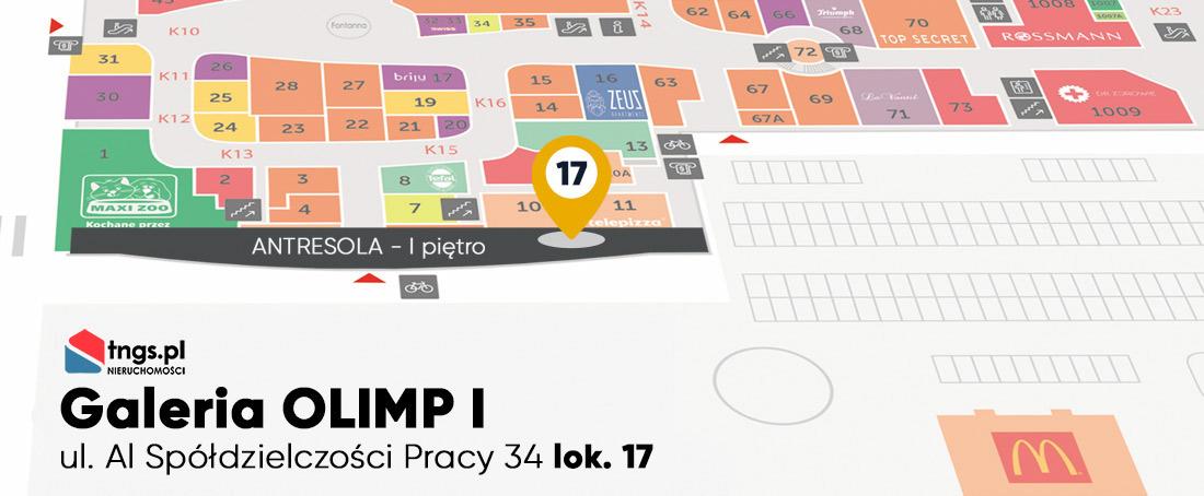 TNGS.pl - Lublin, Galeria Olimp, lok. 17