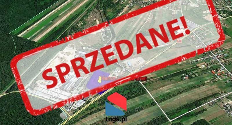 teren inwestycyjny 2,083ha - SPRZEDANE niemce przy Drodze Krajowej nr19 - TNGS Tomasz Karman - Biuro Obsługi Inwestora - Lublin