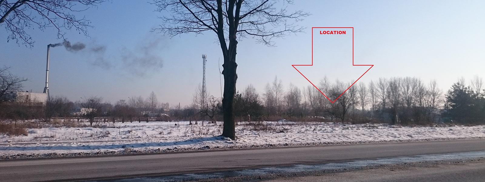 niemce przy Drodze Krajowej nr19   - TNGS Tomasz Karman - Biuro Obsługi Inwestora - Lublin