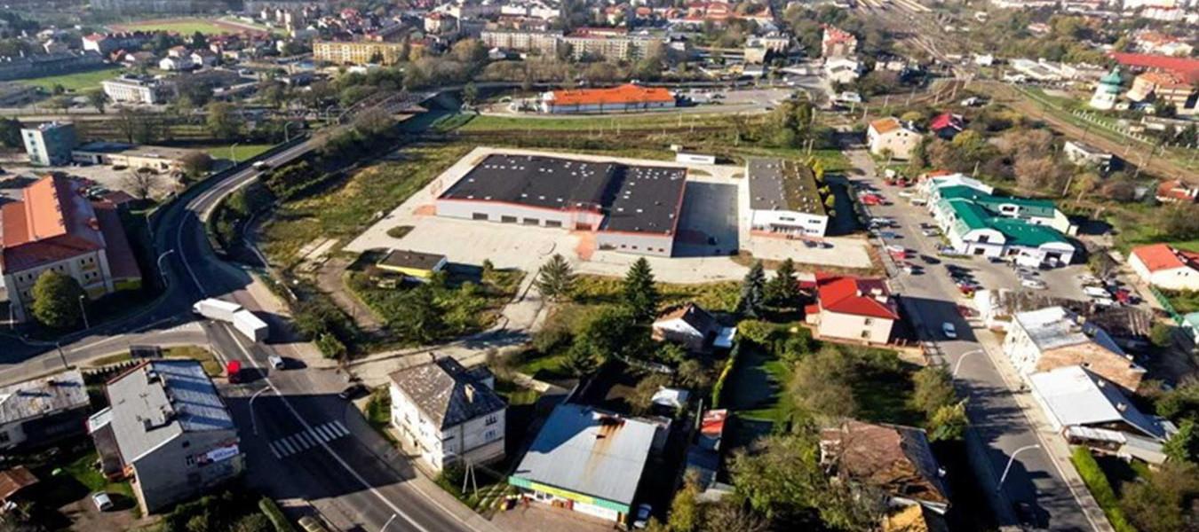 Przemyśl obiekt handlowo - usługowy   - TNGS Tomasz Karman - Biuro Obsługi Inwestora - Lublin