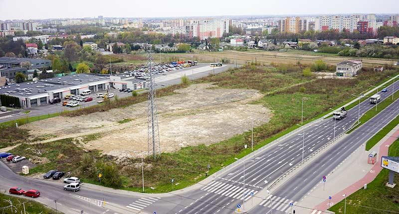 teren inwestycyjny 2,2ha Lublin ul. Stefczyka przy IKEA - TNGS Tomasz Karman - Biuro Obsługi Inwestora - Lublin