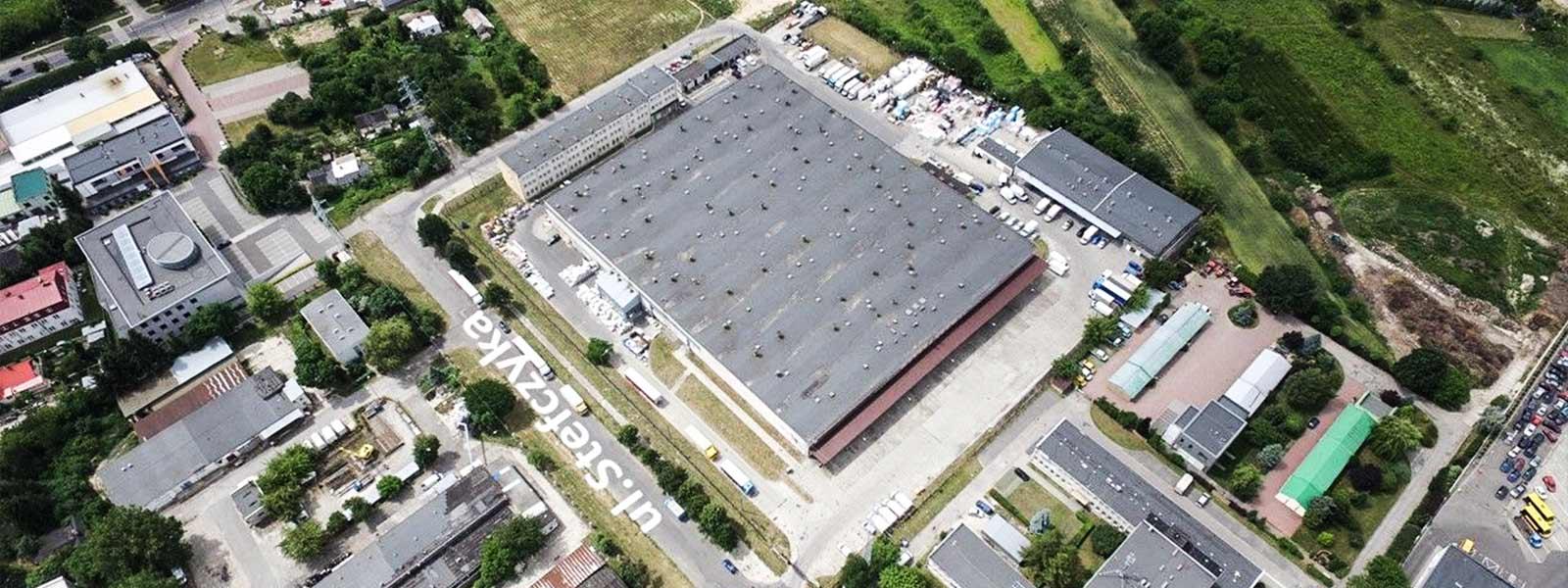 Lublin Bursaki, ul. Stefczyka 1856 m2 - TNGS Tomasz Karman - Biuro Obsługi Inwestora - Lublin