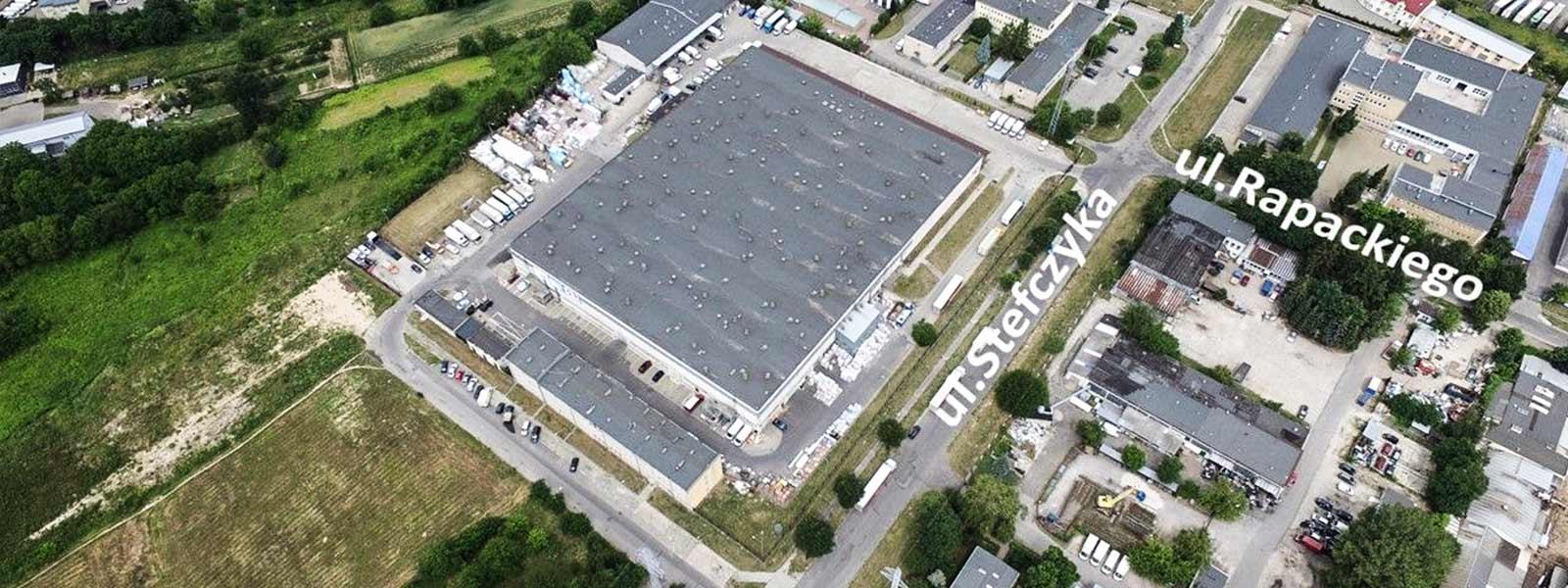 Lublin Bursaki, ul. Stefczyka 784 m2 - TNGS Tomasz Karman - Biuro Obsługi Inwestora - Lublin