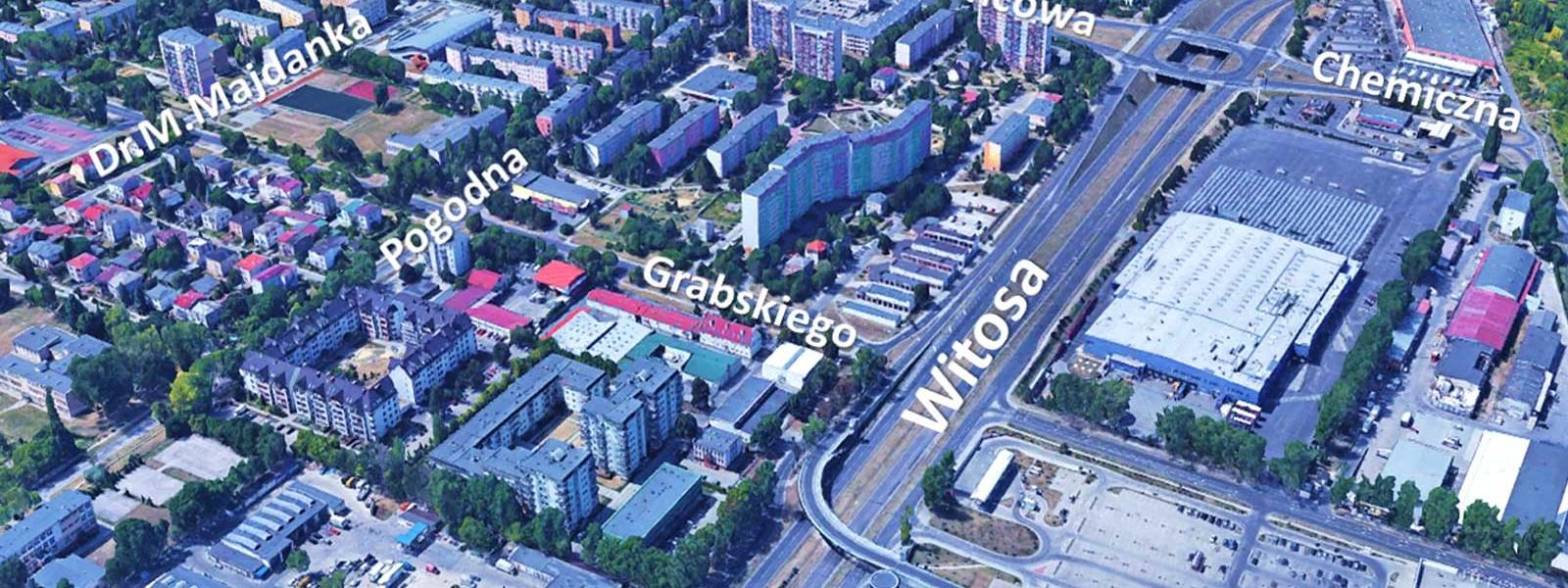 LUBLIN  Hala, Magazyn, Biura - TNGS Tomasz Karman - Biuro Obsługi Inwestora - Lublin