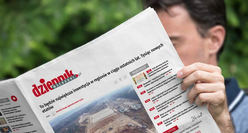 <strong>Największa inwestycja w regionie</strong> - TNGS Tomasz Karman - Biuro Obsługi Inwestora - Lublin
