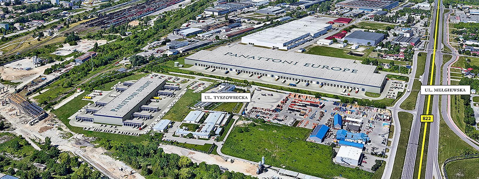 Panattoni kontynuuje inwestycje w Lublinie - TNGS Tomasz Karman - Biuro Obsługi Inwestora - Lublin